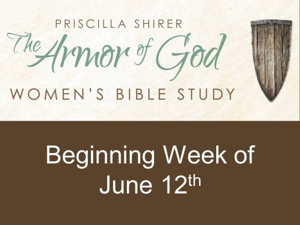 Armor of God Beginning