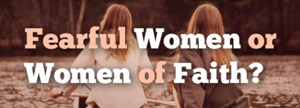 Week 5 Women of Faith